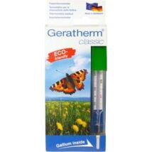Geratherm lázmérő lerázóval (Higanymentes)