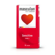 Masculan 1 óvszer sensitive 10db-os