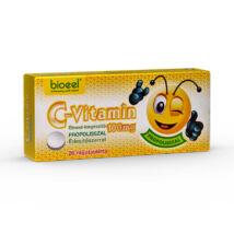 Bioeel C-vitamin 100mg propolisszal 20db/doboz