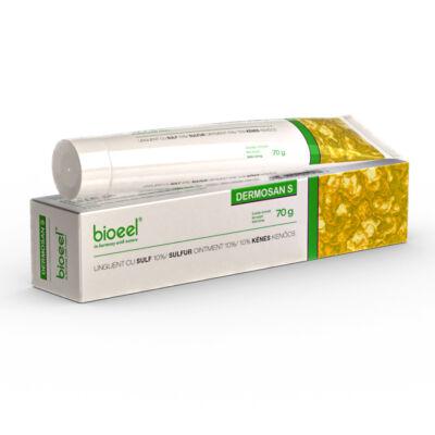 Bioeel Dermosan S (Sulphur10%) kénes kenőcs 70gr