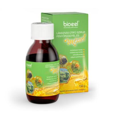 Bioeel Lándzsás útifű szirup fenyőrüggyel és mézzel 150gr